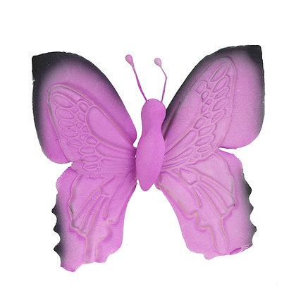 O'Creme Gumpaste Butterfly, Lavender - Set of 12