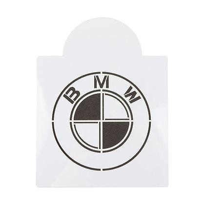 O'Creme BMW Cake Decorating Stencil