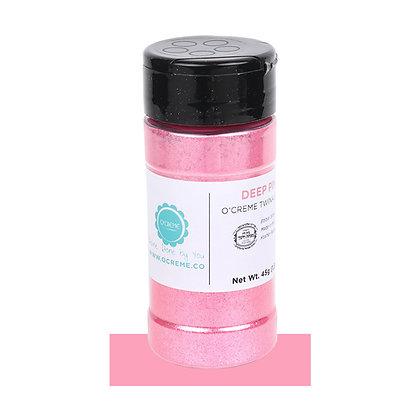 O'Creme Deep Pink Twinkle Dust, 45 gr.