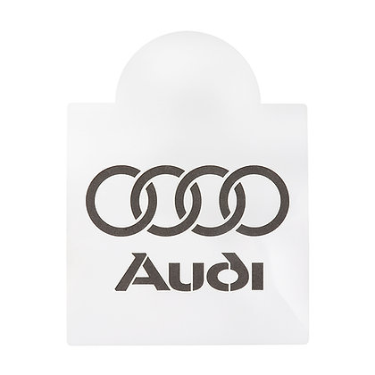 O'Creme Audi Cake Decorating Stencil