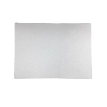 O'Creme White Top, Straight-Edge Cake Board