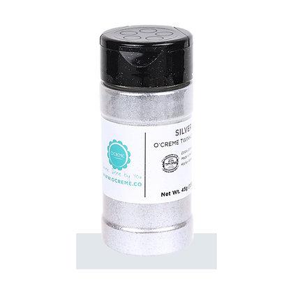 O'Creme Silver Twinkle Dust, 45 gr.