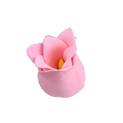 O'Creme Gumpaste Tulips, Pink - 6 pieces