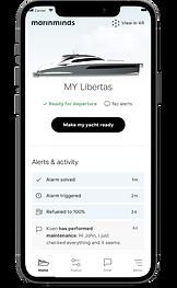 Boat app Luxury Yacht
