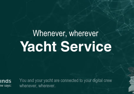 The ultimate Yacht Service