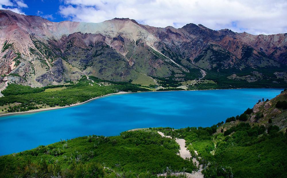 Spectacular scenery, Patagonia