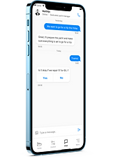 Boat app chat