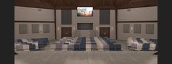 Main Sanctuary Seating