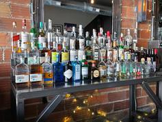 Stocked Bar