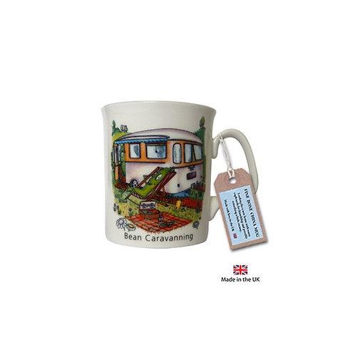Bean Caravanning Mug