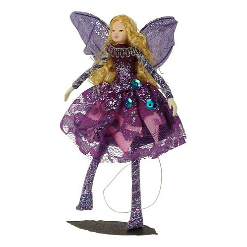 Poseable Fairy Art Doll: Amerisa