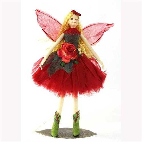 Poseable Fairy Art Doll: Mia