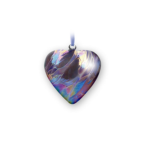 Nobile Birth Gem Heart: February