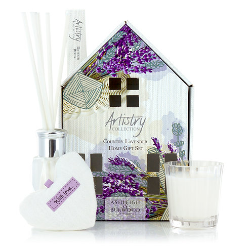 Artistry Collection: Country Lavender