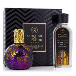 Magenta Crush Fragrance Lamp Gift Set
