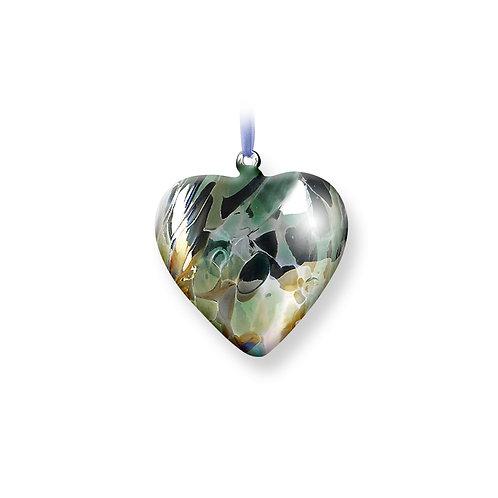 Nobile Birth Gem Heart: August