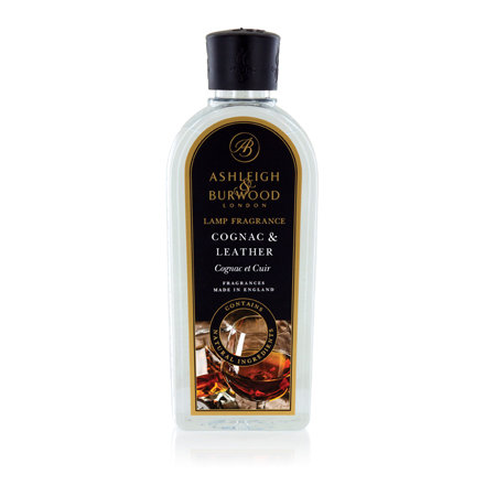 Cognac & Leather Lamp Fragrance 250ml
