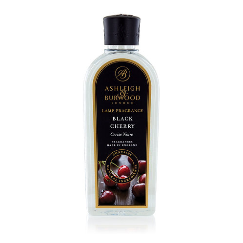 Black Cherry Lamp Fragrance 500ml