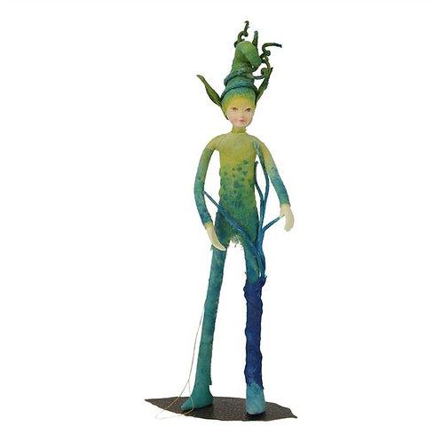 Elf Art Doll: Apollo