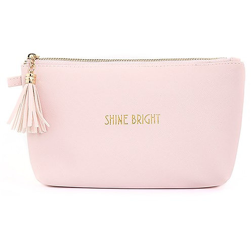 Shine Bright Cosmetic Bag