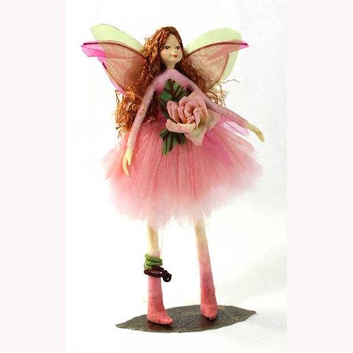 Poseable Fairy Art Doll: Elise