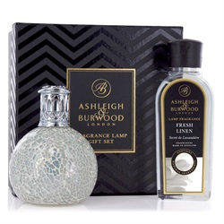The Pearl Fragrance Lamp Gift Set