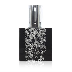 Midnight Silver Fragrance Lamp Gift Set