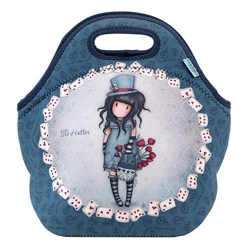 Gorjuss Hatter Lunch Bag