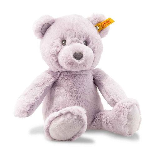 Steiff Bearzy Teddy Bear 28cm Lilac