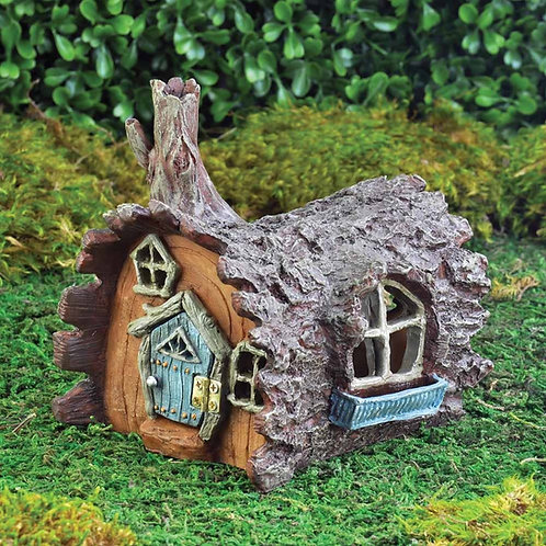 Fiddlehead Log House