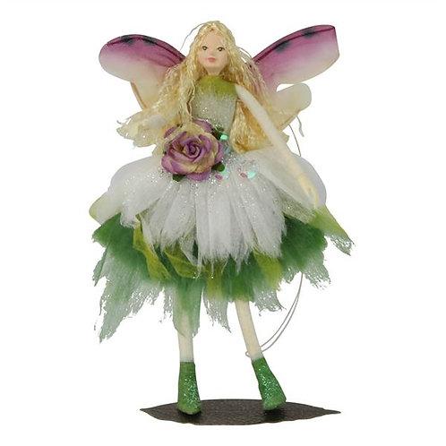 Poseable Fairy Art Doll: Callie