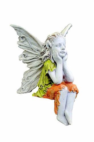 Fiddlehead Daydreaming Fairy