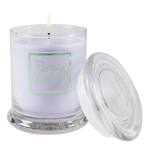 Parma Violets Candle Jar by Lily-Flame