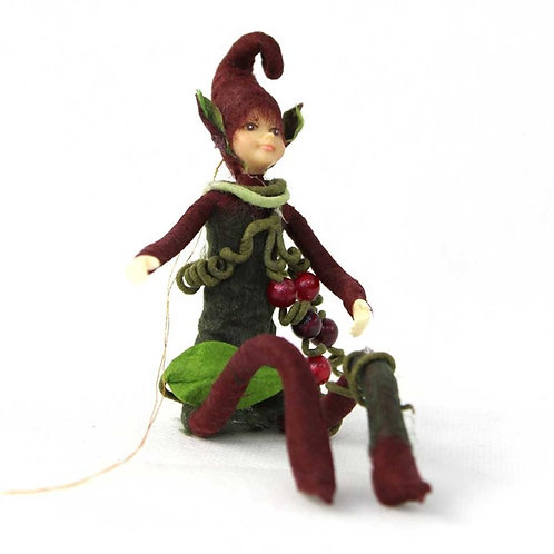 Poseable Elf Art Doll: Marcus