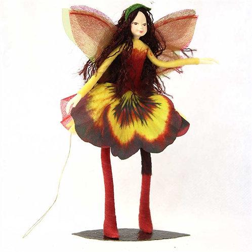 Poseable Fairy Art Doll: Karou