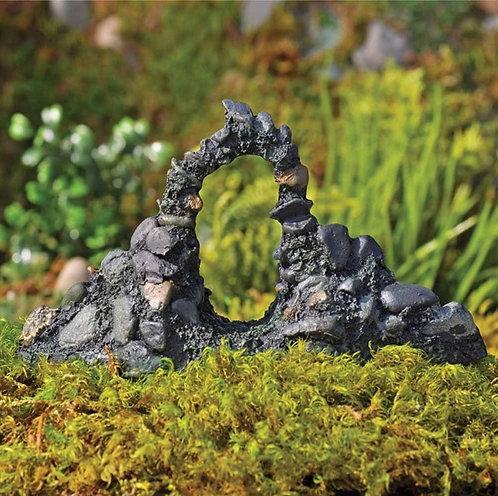 Fiddlehead Stone Arch