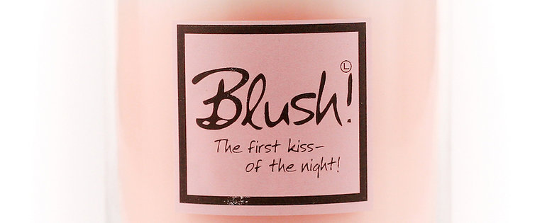 Blush Candle Jar by Lily-Flame