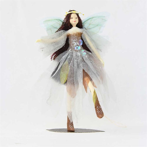 Poseable Fairy Art Doll: Kirstin
