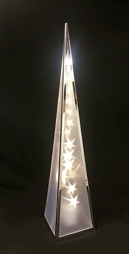 White Star Pyramid 45cm