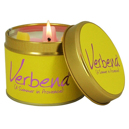 Verbena Tinned Candle by Lily-Flame