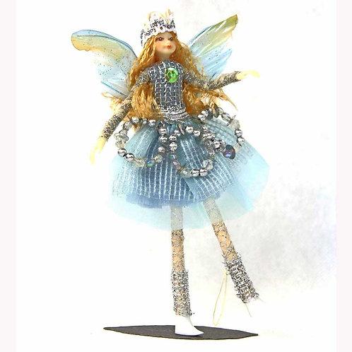 Poseable Fairy Art Doll: Faye