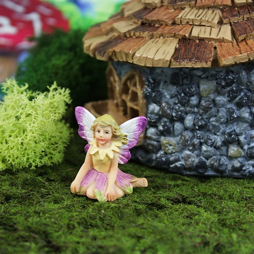 Fiddlehead Petal Fairy