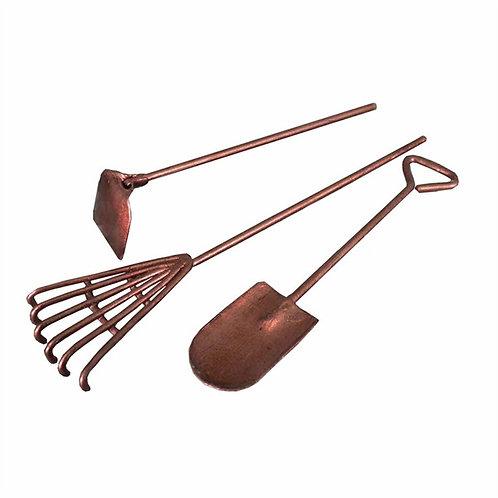 Fiddlehead Garden Tool Set