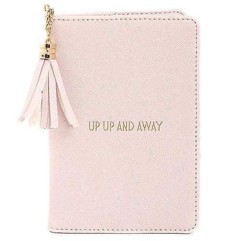 Up Up & Away Passport Wallet
