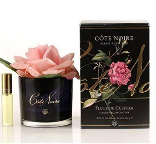 Cote Noire Cherry Blossom Perfumed Rose Diffuser