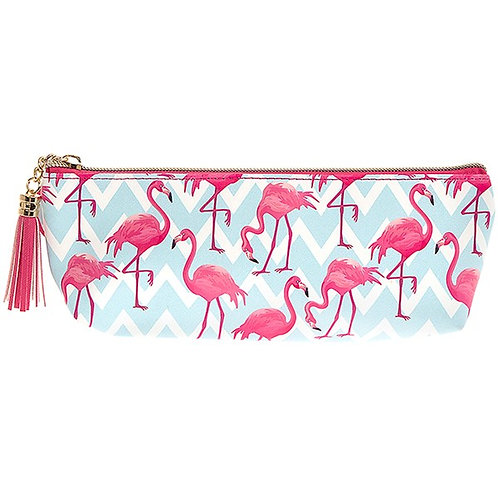 Flamingo Bay Cosmetic Bag