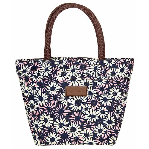 Waterproof Daisy Bag: Navy