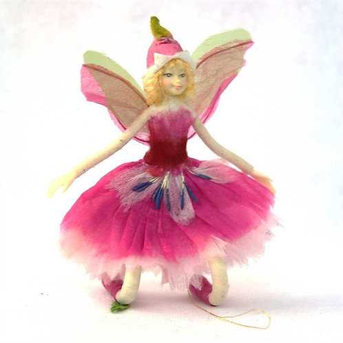 Poseable Fairy Art Doll: Loxy-Lee