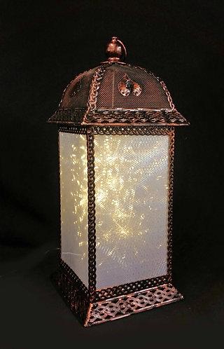 Bronze Starburst Lantern