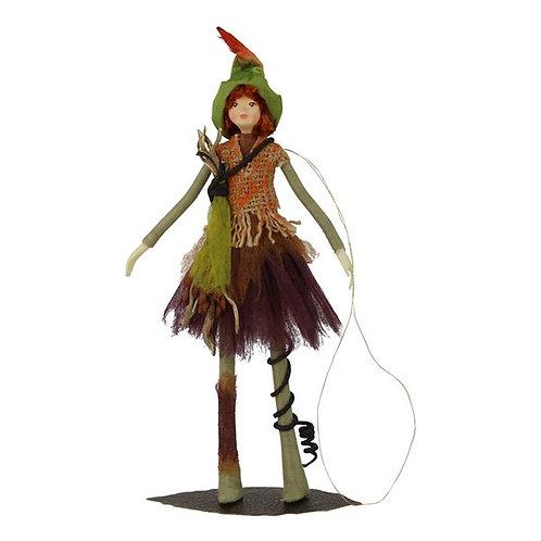 Elf Art Doll: Dara